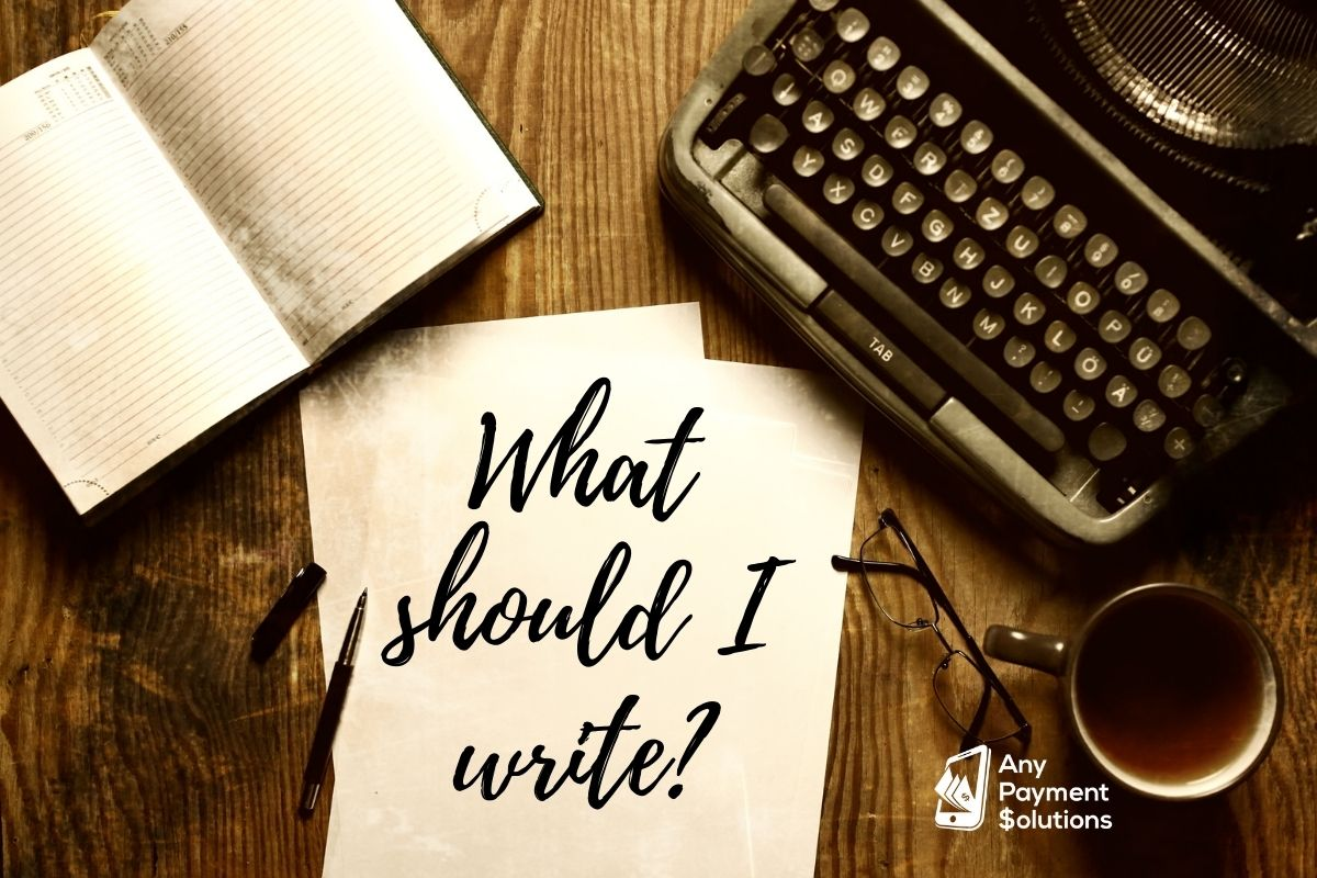 What-should-I-writeaps